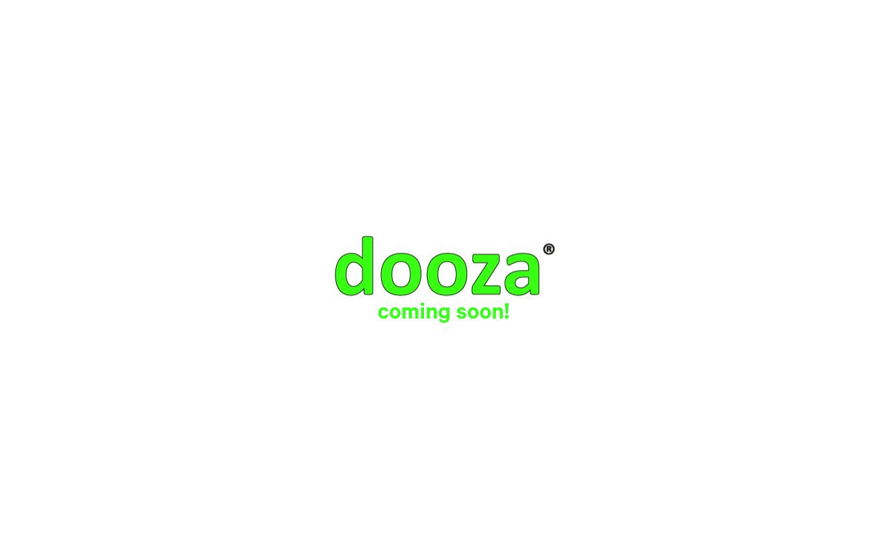 Dooza Under Construction